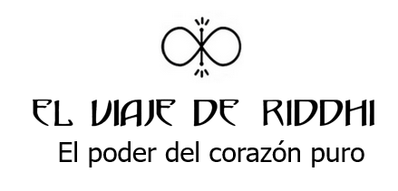 Logo Viaje de Riddhi